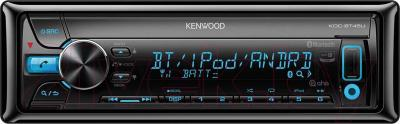 Автомагнитола Kenwood KDC-BT45U - общий вид