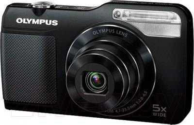 Компактный фотоаппарат Olympus VG-170 (черный) - общий вид