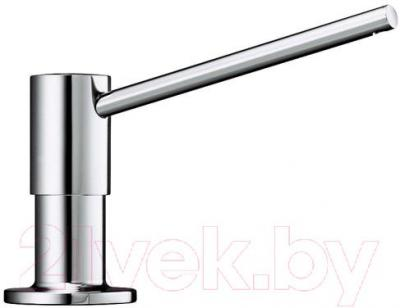 Дозатор встраиваемый в мойку Blanco Torre (хром) - общий вид