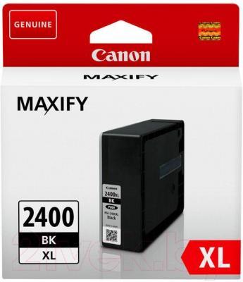 Картридж Canon PGI 2400XL BK (9257B001AA) - общий вид