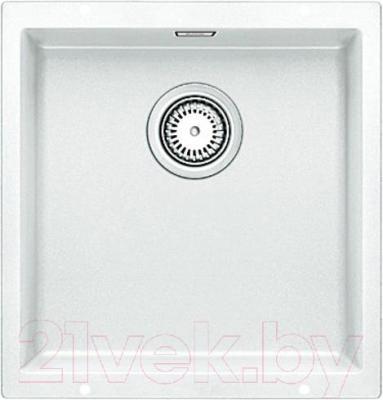 Мойка кухонная Blanco Subline 400-U (515754) - общий вид