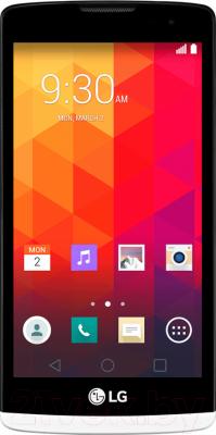 Смартфон LG Y50 Dual Leon / H324 (белый) - общий вид
