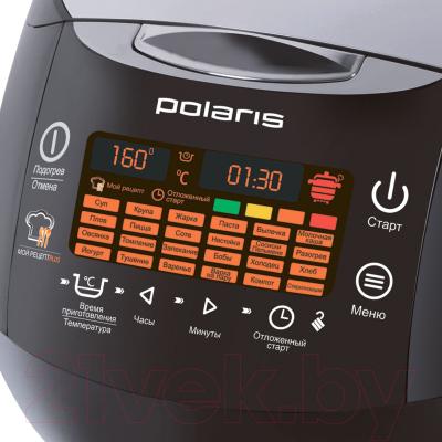 Мультиварка Polaris PMC 0537D (черный)