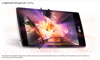 Смартфон LG Spirit H422 Вlack Titan/Новый купить в