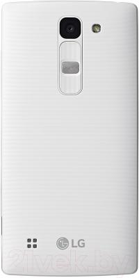 Смартфон LG Y70 Dual Spirit / H422 (белый) - вид сздаи