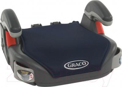 Автокресло Graco Booster Basic (peacoat) - общий вид