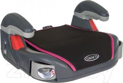 Автокресло Graco Booster Basic (sport pink) - общий вид