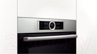 Электрический духовой шкаф Bosch HBG633NS1 - панель управления