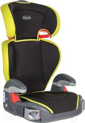 Автокресло Graco Junior Maxi (Sport Lime) - общий вид
