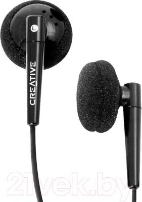 Наушники Creative EP-210 (черный) - общий вид