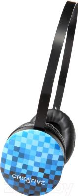 Наушники Creative HQ-1450 (синий) - общий вид