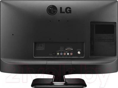 Телевизор LG 28MT47V-PZ - вид сзади