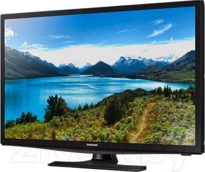 Телевизор Samsung UE32J4100AUXRU - вполоборота