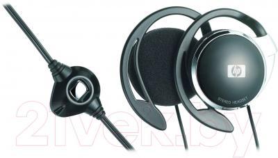 Наушники-гарнитура HP Stereo Headset (RF824AA) - общий вид
