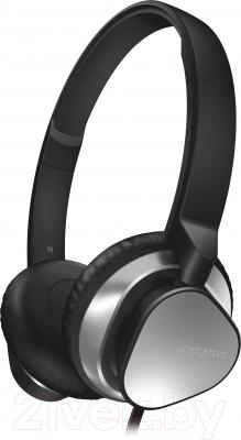 Наушники-гарнитура Creative MA2300 (черный) - общий вид