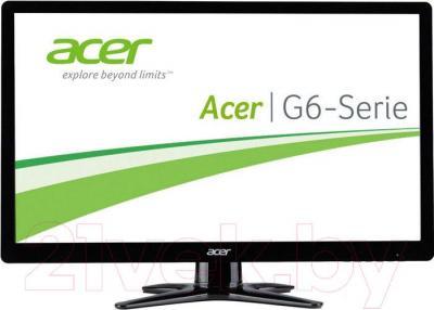 Монитор Acer G246HYLBID - общий вид