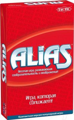 Настольная игра Tactic Алиас / Alias (компактная версия) - общий вид