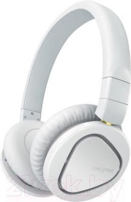 Наушники-гарнитура Creative MA2600 (белый) - общий вид