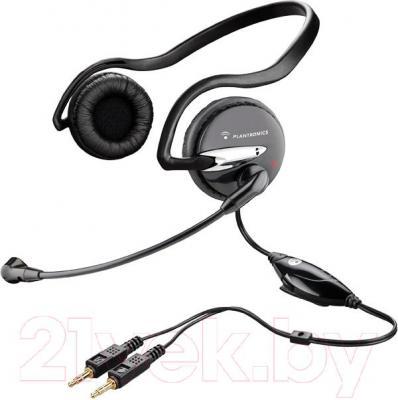 Наушники-гарнитура Plantronics Audio 345 - общий вид