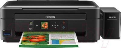 МФУ Epson L456 - общий вид