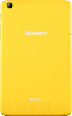Планшет Lenovo TAB A8-50 A5500 16GB 3G Yellow (59413869) - вид сзади