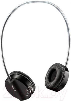 Наушники-гарнитура Rapoo H3070 (черный) - общий вид