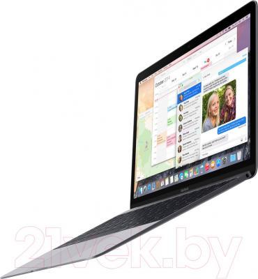 Ноутбук Apple MacBook (MF865RS/A) - вполоборота
