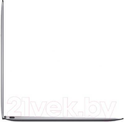 Ноутбук Apple MacBook (MF865RS/A) - вид сбоку