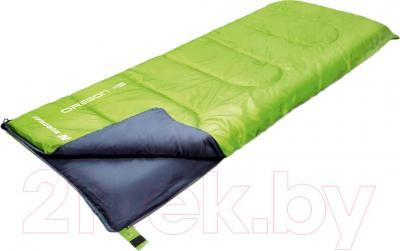 Спальный мешок Nordway Oregon N2221M (M-L, зеленый) - общий вид