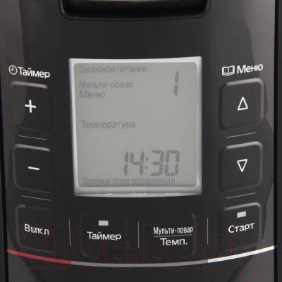 Мультиварка Panasonic SR-TMZ540KTQ - управление