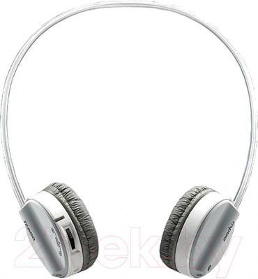 Наушники-гарнитура Rapoo H3070 (серый) - общий вид