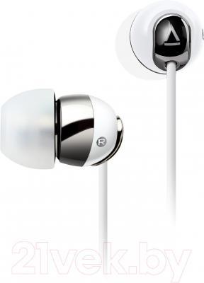 Наушники Creative EP-660 CLE (белый) - общий вид