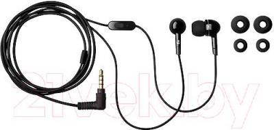 Наушники-гарнитура HP In-Ear Stereo Headset (VP052AA) - общий вид