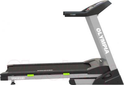 Электрическая беговая дорожка Torneo Olympia T-530 - вид сбоку