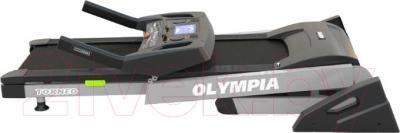 Электрическая беговая дорожка Torneo Olympia T-530 - в сложенном виде