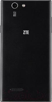 Смартфон ZTE Blade L2 (черный) - вид сзади