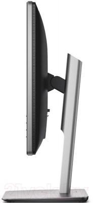 Монитор Dell P2415Q - вид сбоку