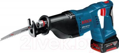 Профессиональная сабельная пила Bosch GSA 18 V-LI Professional (0.601.64J.00A) - общий вид