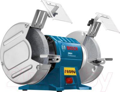 Профессиональный точильный станок Bosch GBG 8 Professional (0.601.27A.100) - общий вид
