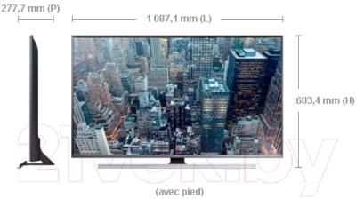 Телевизор Samsung UE48JU7000U - Инструкция для Samsung Ultra HD UE48JU7000U