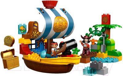 Конструктор Lego Duplo Пиратский корабль Джейка (10514) - общий вид