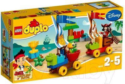 Конструктор Lego Duplo Гонки на пляже (10539) - упаковка