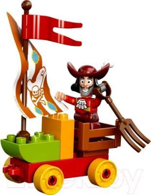 Конструктор Lego Duplo Гонки на пляже (10539) - минифигурка