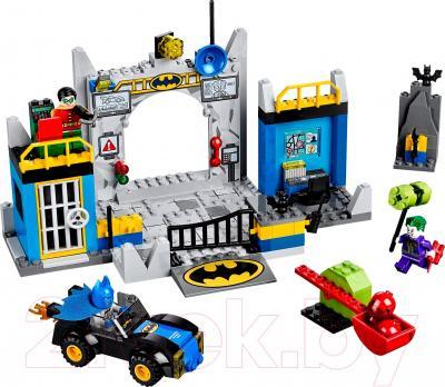Конструктор Lego Juniors Бэтмен: Оборона Бэтпещеры (10672) - общий вид