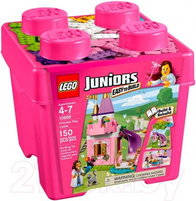 Конструктор Lego Juniors Замок принцессы (10668) - упаковка
