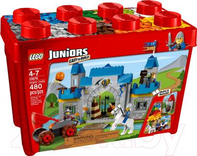 Конструктор Lego Juniors Рыцарский замок (10676) - упаковка