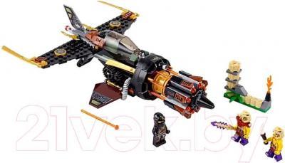 Конструктор Lego Ninjago Скорострельный истребитель Коула (70747) - общий вид