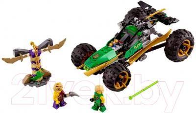 Конструктор Lego Ninjago Тропический багги Зеленого ниндзя (70755) - общий вид