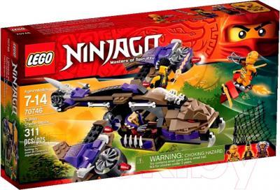 Конструктор Lego Ninjago Вертолетная атака Анакондраев (70746) - упаковка