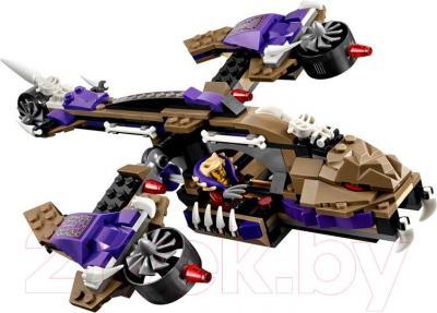 Конструктор Lego Ninjago Вертолетная атака Анакондраев (70746) - общий вид